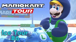 Second Part of Ice Tour!! 50% Done on Challenges #2 - Mario Kart Tour
