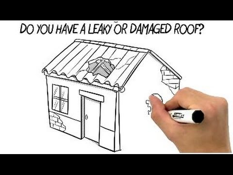 give you a ROOFING WHITEBOARD VIDEO