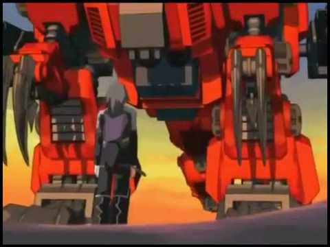 Zoids Birth of the Geno Breaker