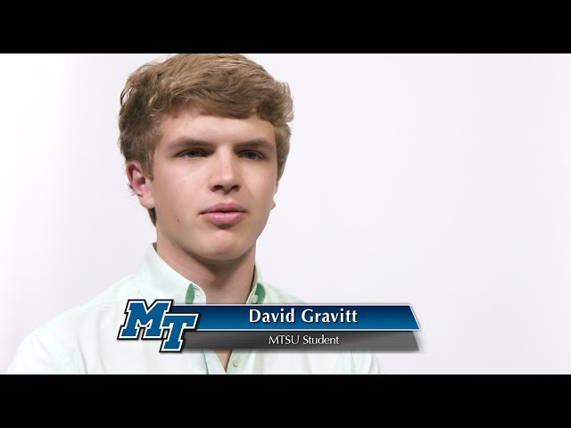 MTSU Student Success Spotlight