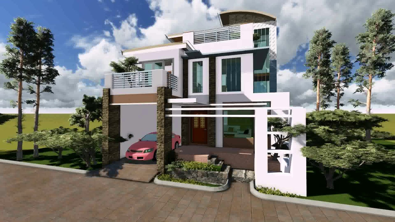 House design manila philippines youtube for Classic house design philippines