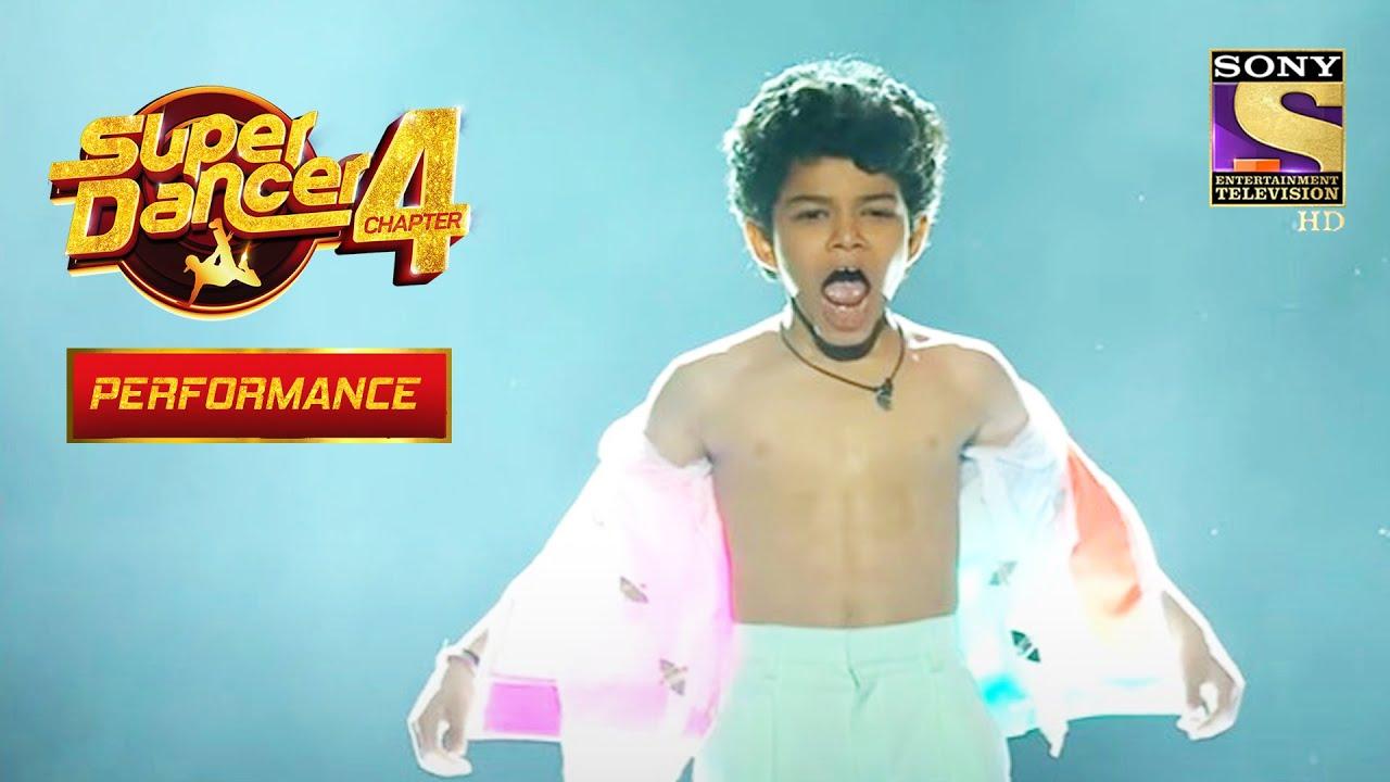 "Download एक Amazing Performance ""Dil Ne Dil Ko Pukara"" Song पर | Super Dancer 4 | सुपर डांसर 4"