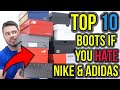 TOP 10 FOOTBALL BOOTS IF YOU HATE NIKE AND ADIDAS!