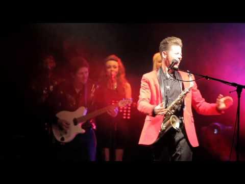 Joe Leader - The Seductive Sax Blues (LIVE SAX, London 2013)