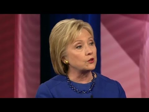 Hillary Clinton: Gitmo Bay is a terrorist recruitment tool