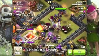 Clash of Clans: Dünyanın En Şanslı 2 Yıldızı