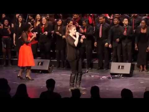 Stranger - York University Gospel Choir (Donald Lawrence Cover)