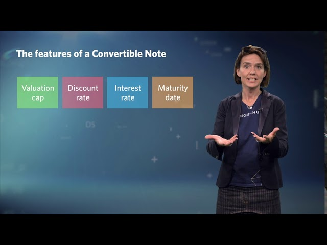 HKU Introduction to FinTech MOOC - SAFE, Convertible Note and Pure Equity