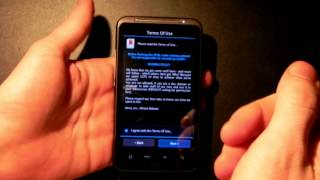 ★ HTC Desire HD Team ★ Как установить прошивку Sabsa Prime v 13