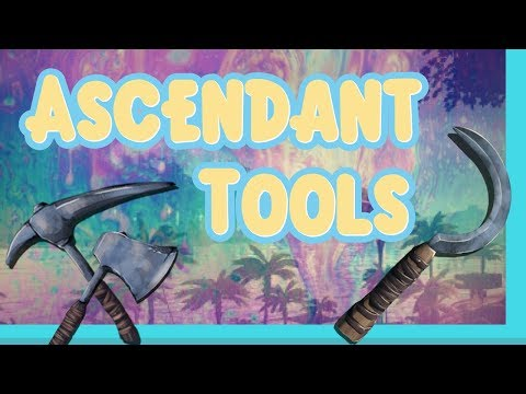 How to spawn ascended metal tools w console commands youtube how to spawn ascended metal tools w console commands malvernweather Image collections