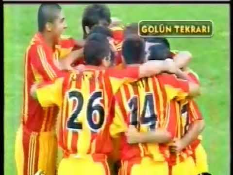 GS 1-0 Erzurumspor 2000-2001
