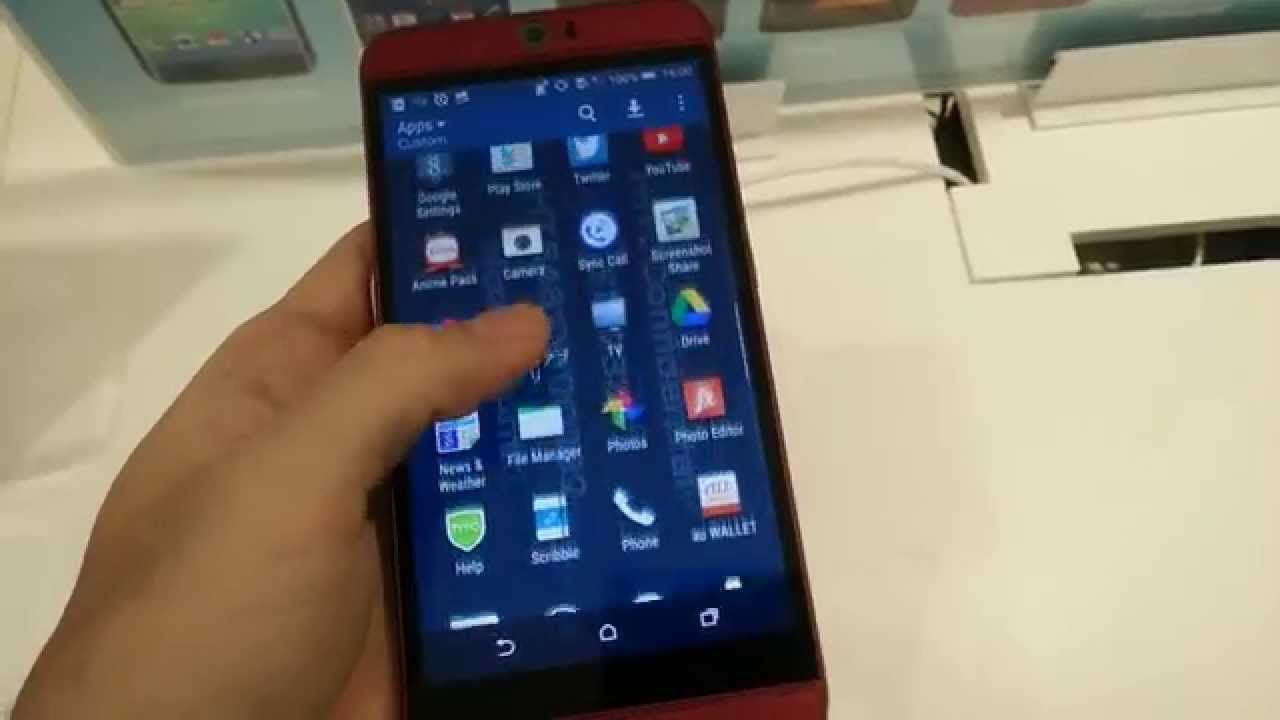 HTC Butterfly 3 Hard Reset, Format Code solution