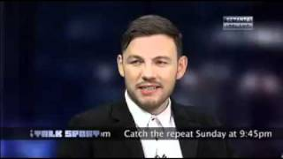 Andy Lee talks about next fight