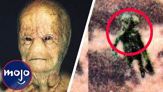 Top 10 Alien Close Encounters in Britain