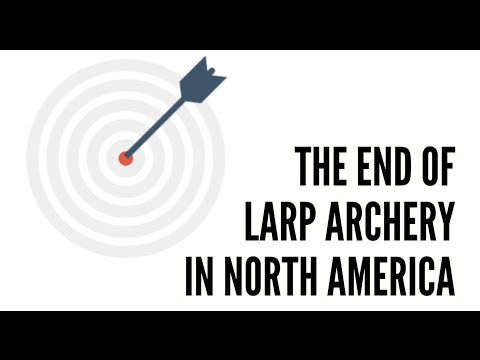 """Archery Tag"" creators have patented ""Foam Tipped Arrows"" are now suing distributors of LARP groups"