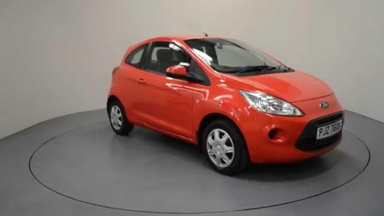 Used  Ford Ka Used Cars For Sale Ni Shelbourne Motors Ni Pjz