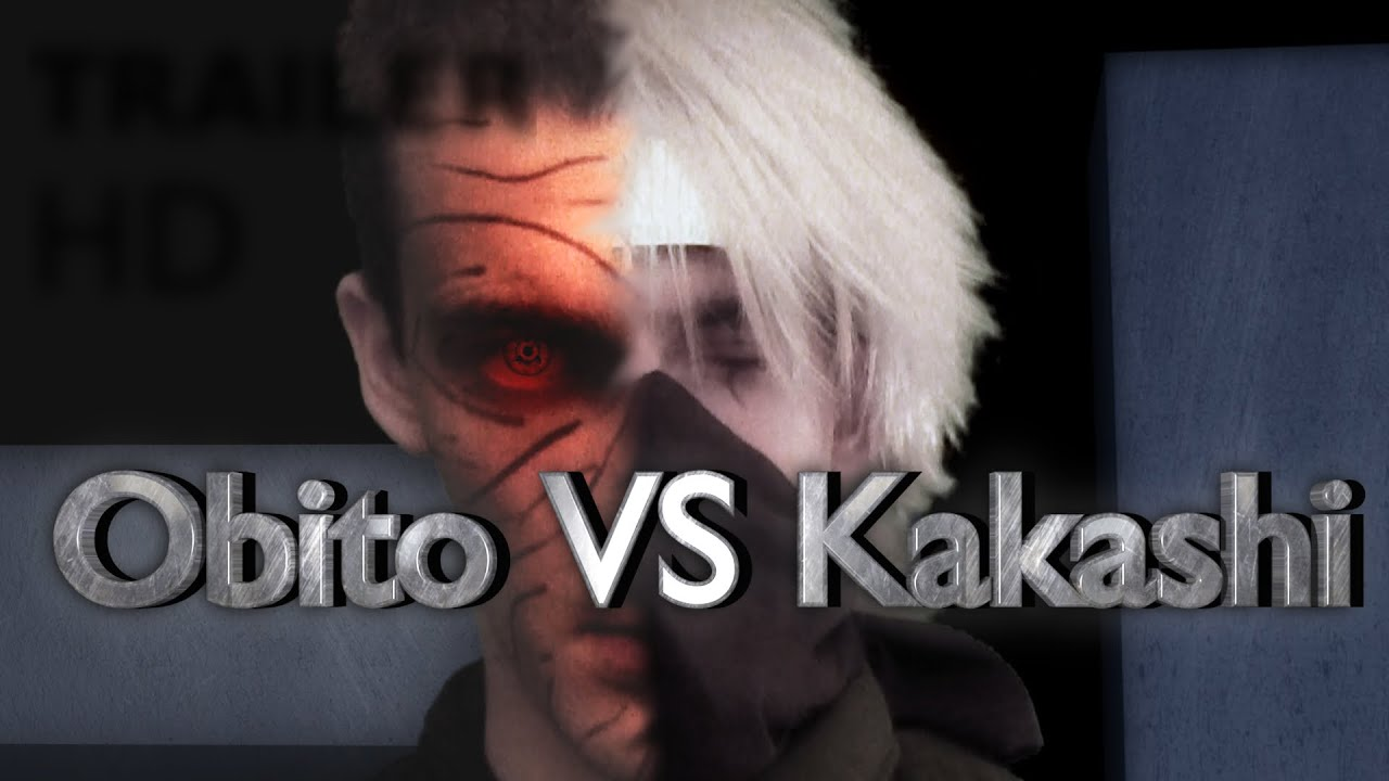 Interactive Anime Wallpaper Obito Vs Kakashi Real Life Naruto Fight Youtube