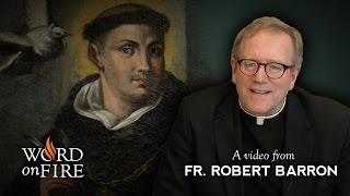 Bishop Barron on St. Thomas Aquinas thumbnail