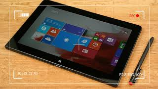 The ThinkPad 10 Largely Succeeds at its Goal of Providing Windows Users a Portable and Productive Ta