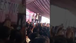Bilal saeed live concert At Gujranwala Punjab College