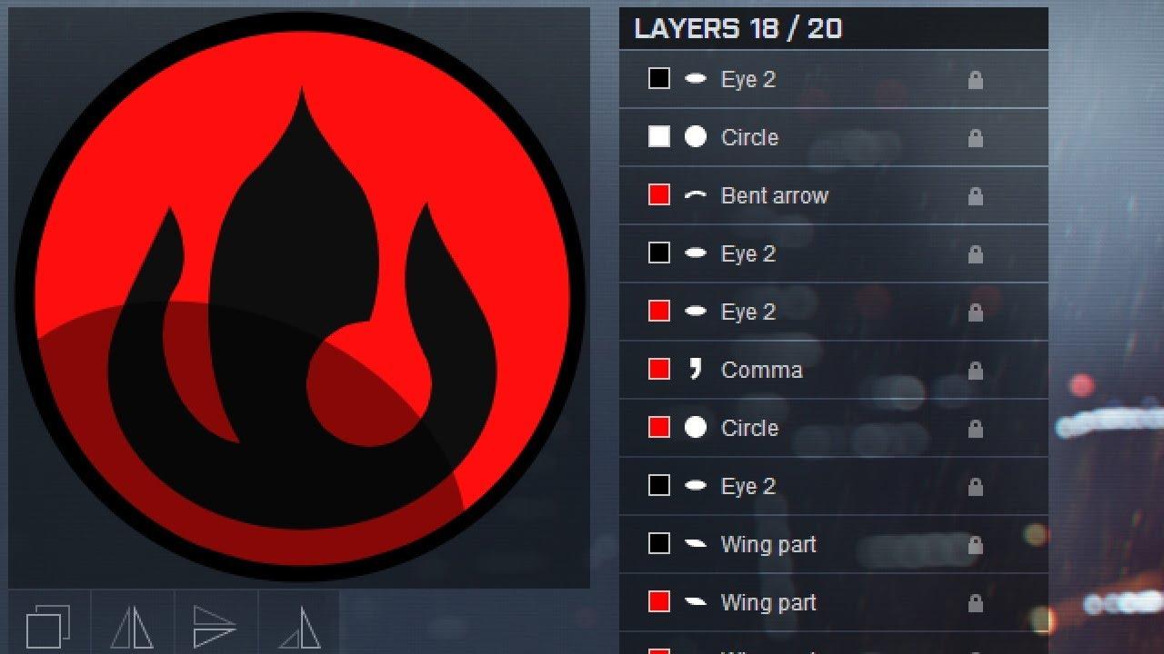 Battlefield 4 emblem fire nation avatar youtube battlefield 4 emblem fire nation avatar buycottarizona