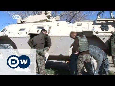Prüfung für afghanische Armee | DW Nachrichten