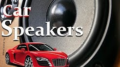 10 Best Car Speakers 2018 - 2019 Car Audio Speaker Review