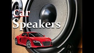 10 Best Car Speakers 2018 - Car Audio Speaker Review