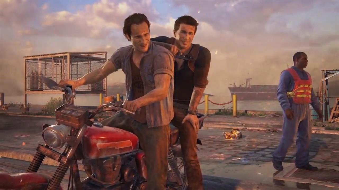 Download Uncharted  4 & Gears Of War 4 Tribute