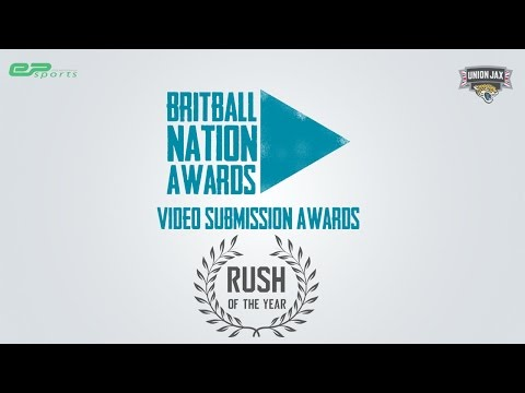 #BNAs2016 | Rush of the Year Award 2016