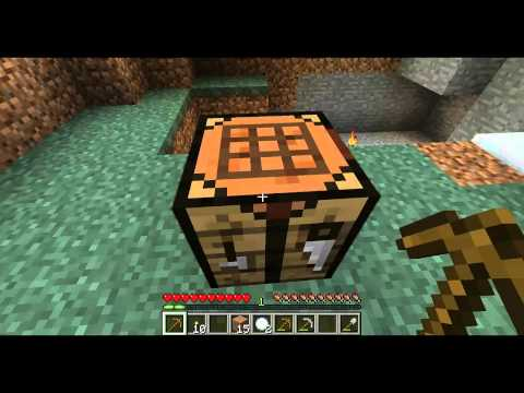 How to make a torch in minecraft with a furnace