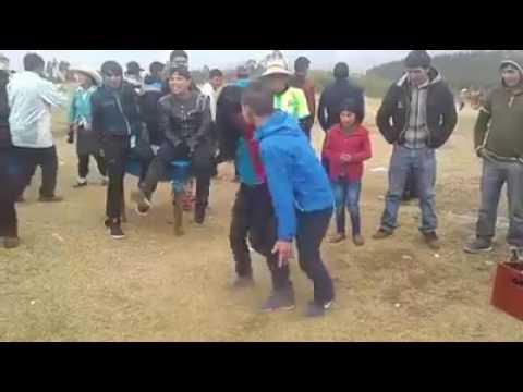 un baile de la region cajamarca
