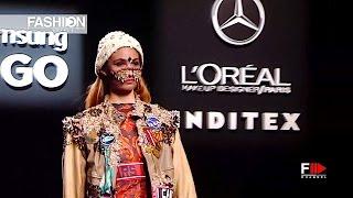 AMAI RODRIGUEZ Madrid Mercedes Benz Fall Winter 2017 18   Fashion Channel