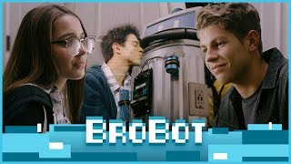 "BROBOT | Brent & Lexi in ""Brogramming For Dummies"" 