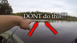 river fishing tips