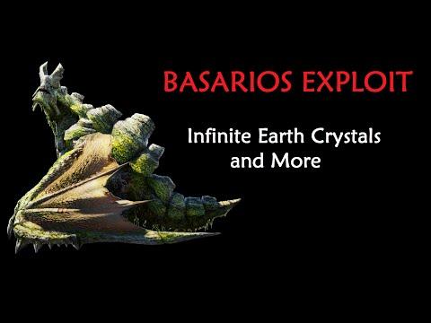 [Masa Guía] Monster Hunter 4 Ultimate - Basarios Exploit / Infinite Crystals [Español]