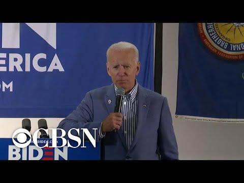 Joe Biden's stance on abortion and the Hyde Amendment