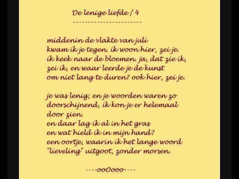 Herman De Coninck 1944 1997 Gedicht De Lenige Liefde4