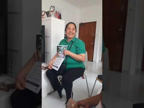 IMG MEMBERSHIP ORIENTATION by Maria Teresa Mak Hongkong Warrior (paano ba makawala sa utang na yan?)