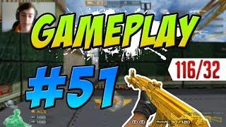 [CF] Gameplay #51 - AK-47-K Super Gold, To dormindo !
