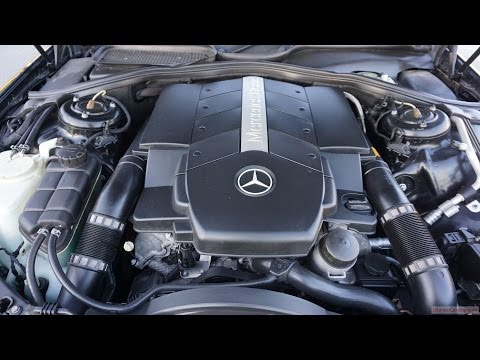 S-Class Video Review W220 Mercees Benz S500 Interior