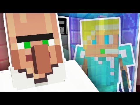 Minecraft | TRAYAURUS' HUMAN EXPERIMENT!!