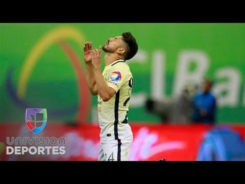 Oribe Peralta se perderá el clásico contra Chivas