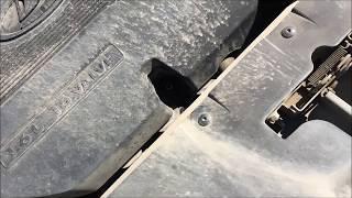 ЛАДА ВЕСТА запуск двигателя после длительной стоянки