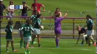 Portugal - Escócia - Women Grand Prix Series - Brive 2015