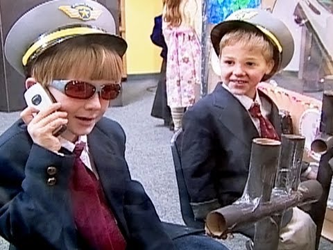 Five-Year-Olds Pilot Their Own Project Learning