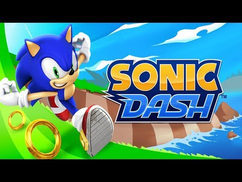 Sonic Dash Android Gameplay