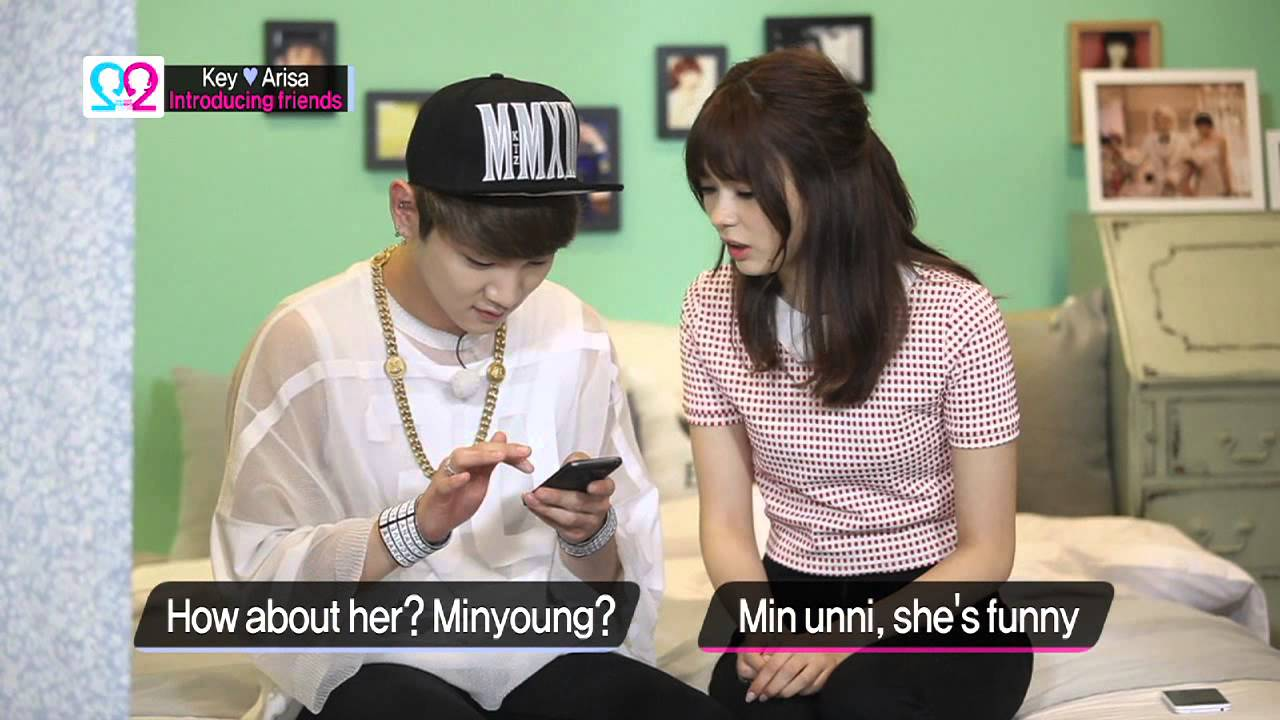 Shinee key and eunji dating quotes