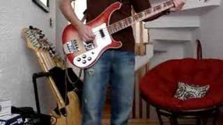 Bling (Confession of a King) The Killers bass cover.