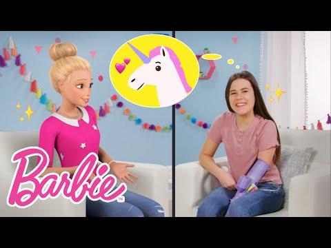 Friend Tag with Jordan Reeves! | Barbie Vlogs
